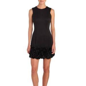 Black Donna Ricco Cocktail Dress